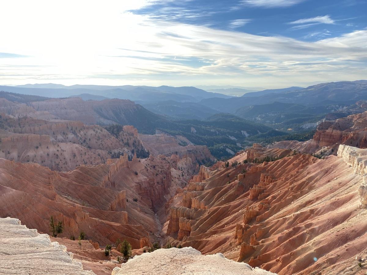 Utah road trip: Cedar Breaks